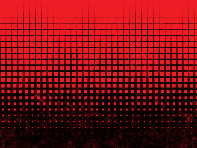 Red pixel expansion