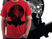 Bubble Bomber T-Shirt Design by