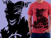 The devil who rules the world T-Shirt Design by