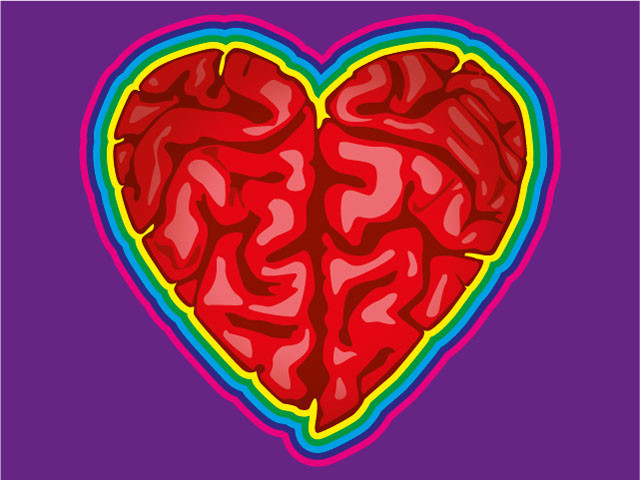 Brain, Heart and Colours