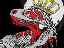 King's Night Walk T-Shirt Design by