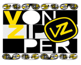 VON-ZIP-PER by ZechariahDesigns