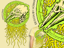Beautiful Decay T-Shirt Design by