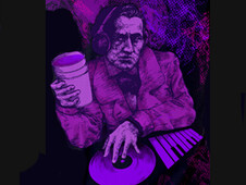 ChopiN' Screwed T-Shirt Design by