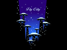 Fly City T-Shirt Design by