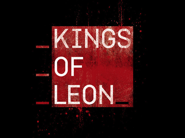 Kings of Leon red square