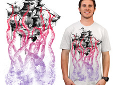 paintINK pirates T-Shirt Design by
