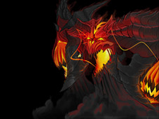 Diablo's Inferno T-Shirt Design by
