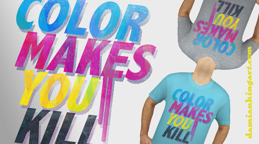 Colors Make You Kill