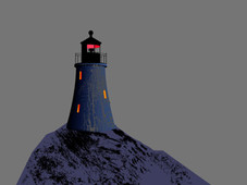 Lighthouse T-Shirt Design by