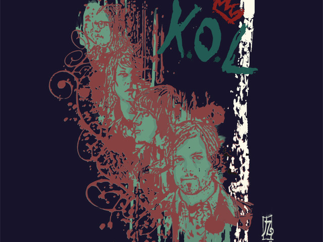 kings of leon tee entry