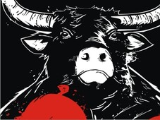 RAGING BULL T-Shirt Design by