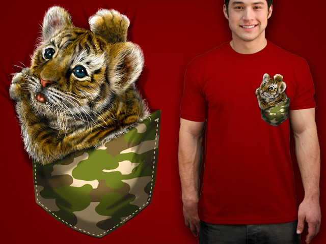 Pocket Tiger