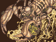 Steampunk Deadly Poison T-Shirt Design by