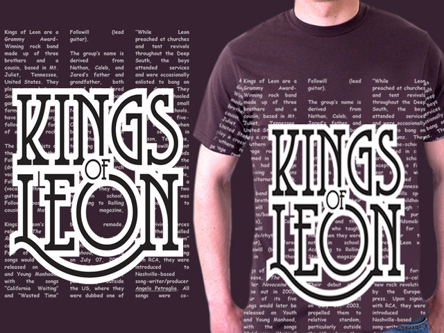 Biography Kings Of Leon