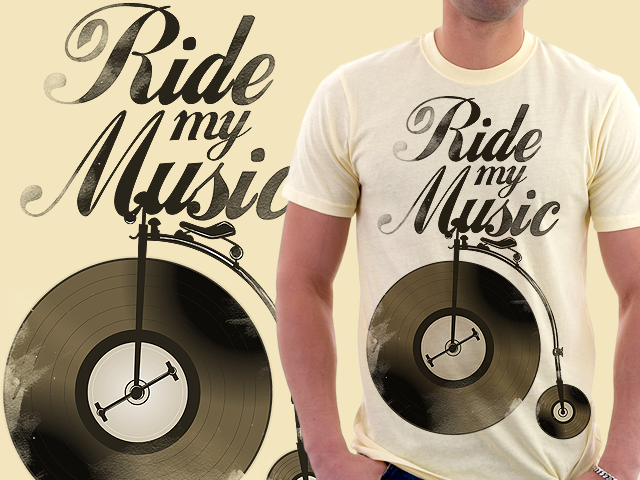 =-Ride My Music-=