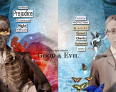 Good & Evil by casajordi