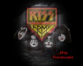 The Kiss Army Ghosts by rmbuck32