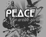 Peace be with you by Truburgh