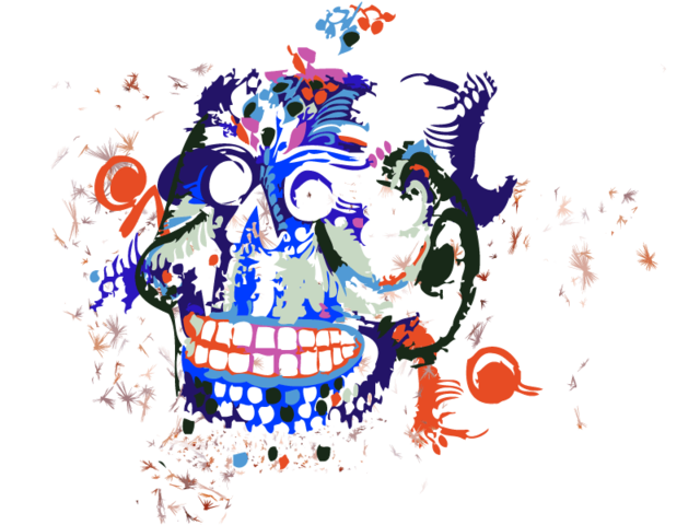 Mexican Rumble Skull