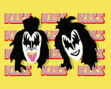 gene simmons of KISS by morningkidz