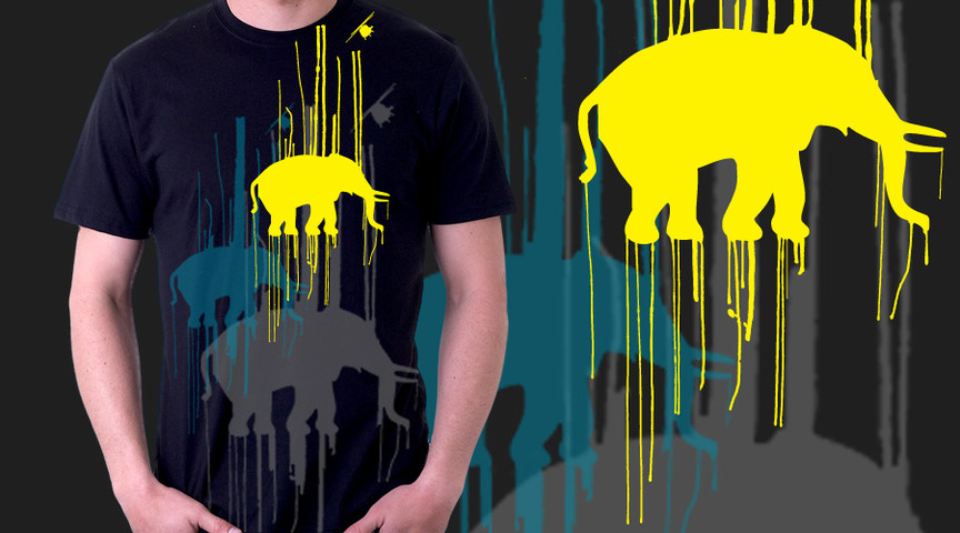 The Dripping Elephants