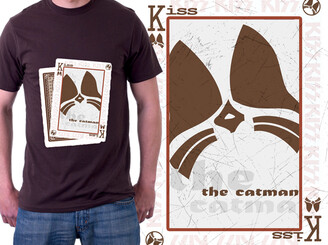 Kiss Deck The Catman Suite by vexed_soul