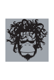 Medusa Monkey Version by cmarts