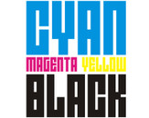 Cyan Magenta Yellow Black by immanueltse