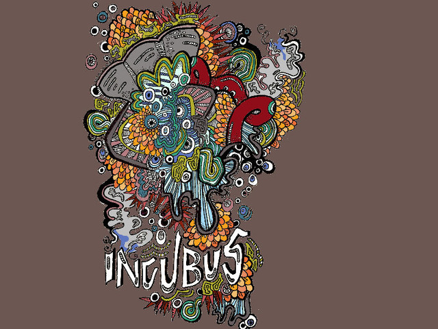 Incubus with Fish Scales