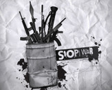 STOP WAR by the-eff