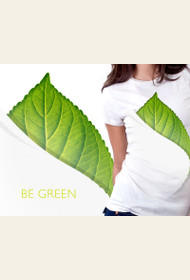 Be Green by PandaPouye