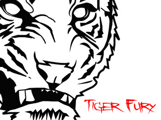 Tiger Fury by AventGraphix