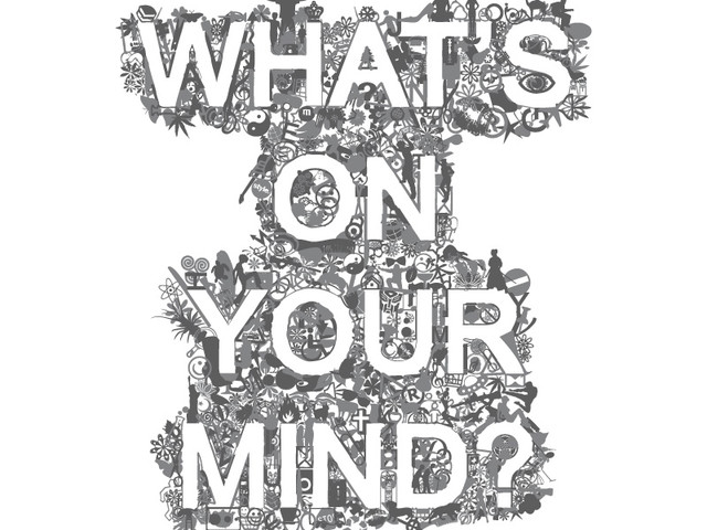 Whats on your mind?