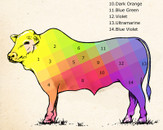 Chromatic Bull  by alan_maia