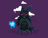 great rabbit by Gler