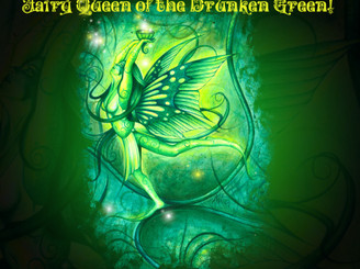Fairy Queen of the Drunken Green by OctaviaFae