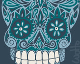 Calavera II by wotto