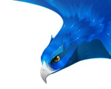 Blue Falcon by jezhawk