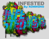I am Infested by komikono