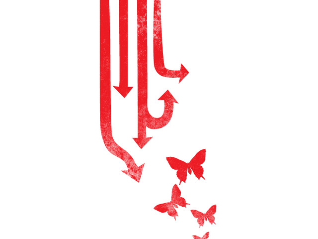 Arrows and Butterflies