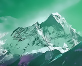 Green Himalayas by rdacarreon