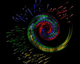 Spiral of colors ! by Sidddle