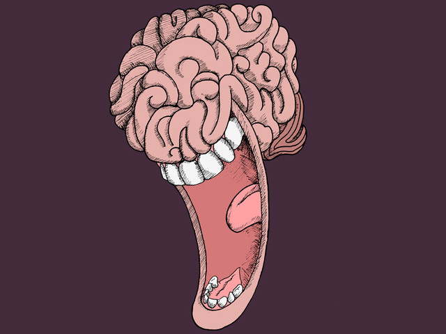 Laughing Brain