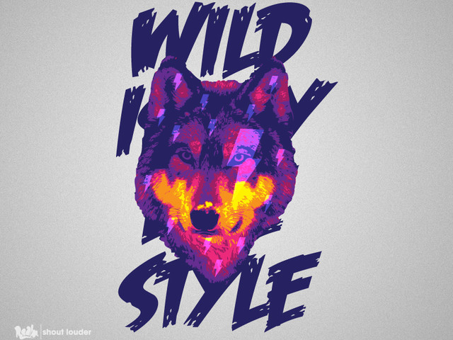 Wild is my lifestyle