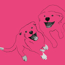 Smiling Dogs by buntu