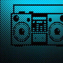Simply BOOMBOX by naked_Monkey