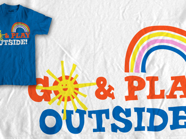 Go & Play Outside