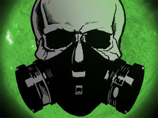 Too Toxic T-Shirt Design by