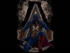 Assassins Creed Unity T-Shirt Design by